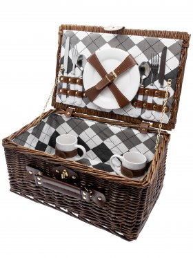 Newbury Two Person Picnic Basket