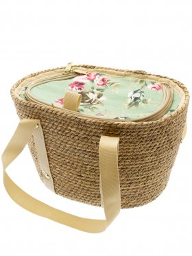 Seagrass Cooler Basket