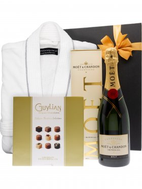 Moët & Robe Luxury Set