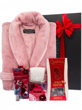 Aromatherapy Co FLWR & Robe Luxury Set