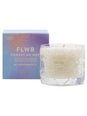 The Aromatherapy Co. FLWR Candle 100g - Pear & Jasmine