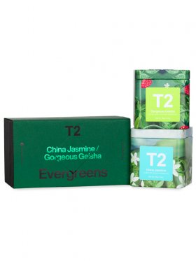 T2 Icon Duo Gift Pack - Evergreens