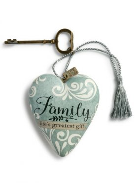 Art Heart - Family Life's Greatest Gift