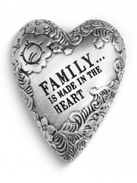 Demdaco Art Heart Keeper - Family